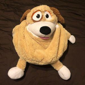 Tummy Stuffers Dog plush